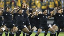RUGBY: ITALY VS ALL BLACKS