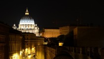 FROM SECRET WALKWAYS TO FRIGHTFUL PRISONS: CASTEL SANT'ANGELO BY NIGHT