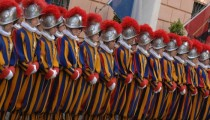 SWISS GUARD: FIVE CENTURY OLD LOYALTY