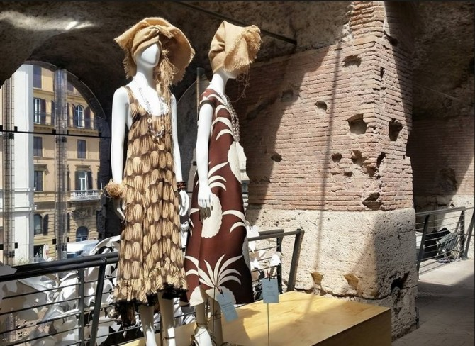 NATURE, FOOD & FASHION DESIGN ALTOGETHER FOR A BRAND NEW EXHIBIT