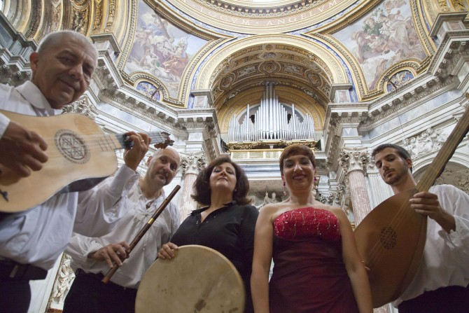 Music in Bernini's  Rome