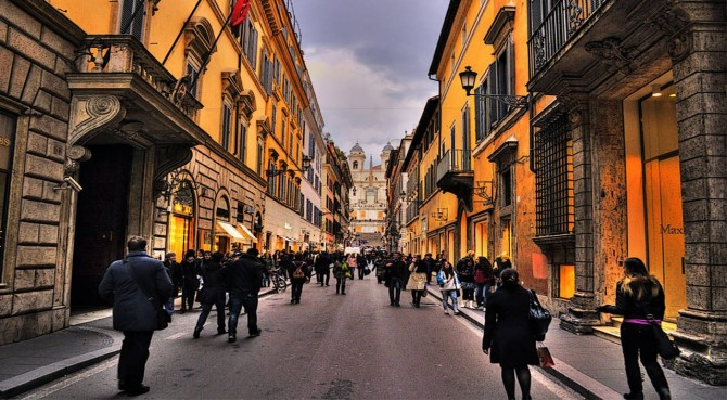 Rome Outlet Shopping | Yes Hotel Rome Travel Blog: The Rome travel guide
