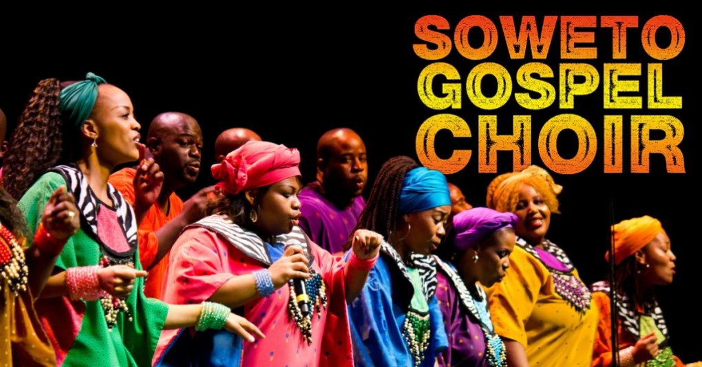 Soweto Gospel Choir  in Rome || 17 novembre 2018