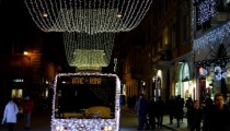 Public Transportation in Rome from Christmas to New Year's Day