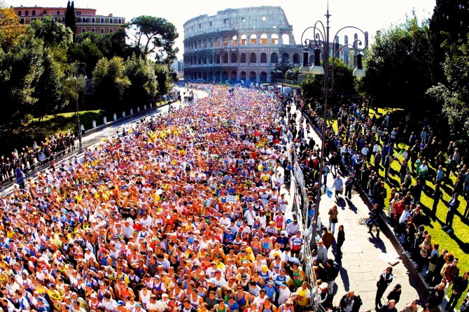 Rome marathon 2019 // Countdown to April 7.