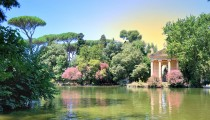 Say hello to May….in Rome !